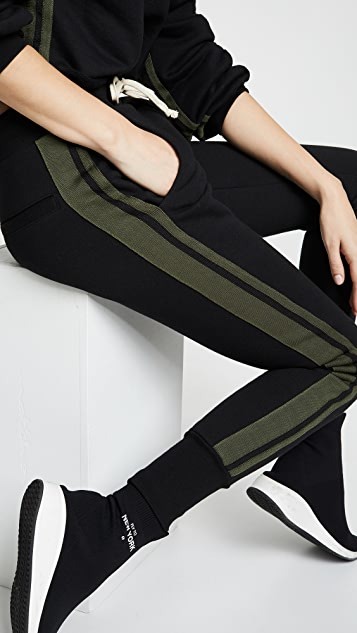 Twenty Tees Pride Tuxedo Stripe Sweatpants