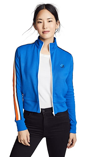Twenty Tees Olympic Mesh Track Jacket