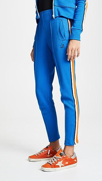 Twenty Tees Olympic Mesh Zip Ankle Track Pants