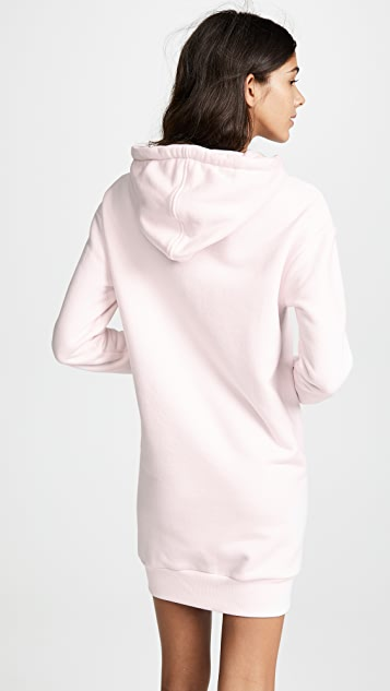 Twenty Tees Hooded Sweatshirt Dress