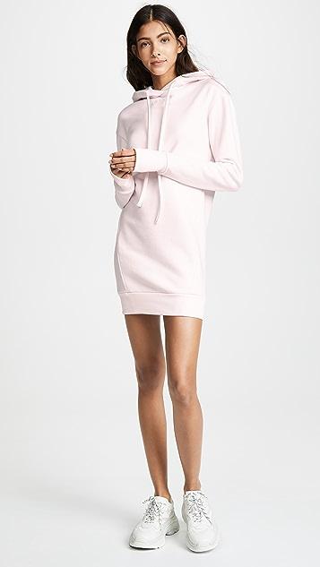 06fff74160 ... TWENTY MONTREAL Hooded Sweatshirt Dress ...