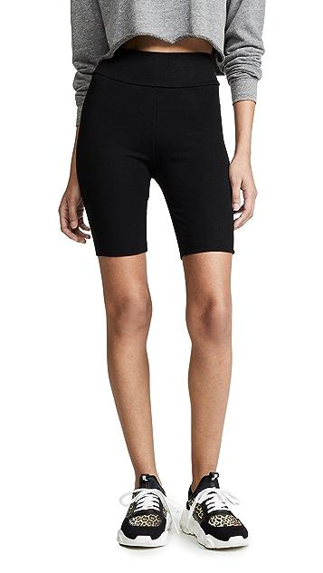 TWENTY MONTREAL Mackay Rib Bike Shorts