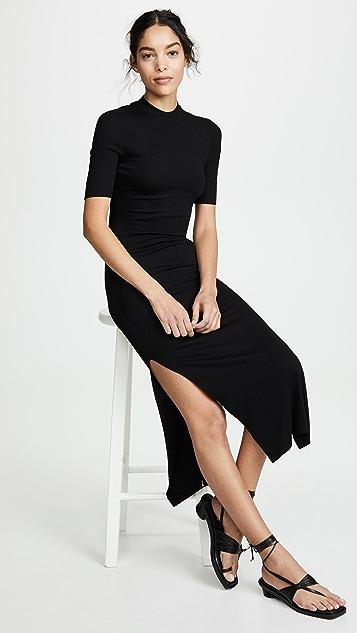 TWENTY MONTREAL Mackay Rib Dress