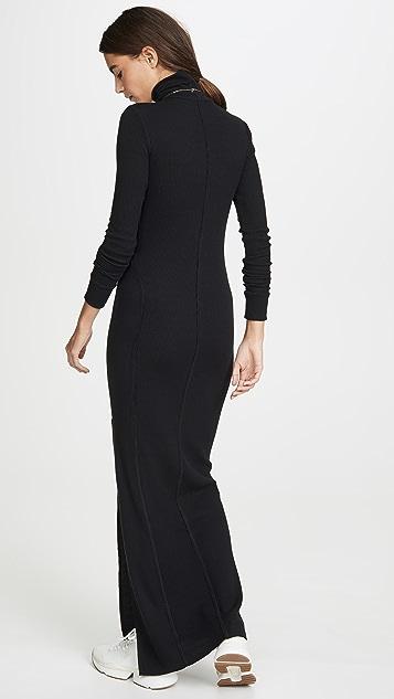 TWENTY MONTREAL 高领连衣裙