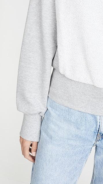 TWENTY MONTREAL Sunny Side 半高领套头衫