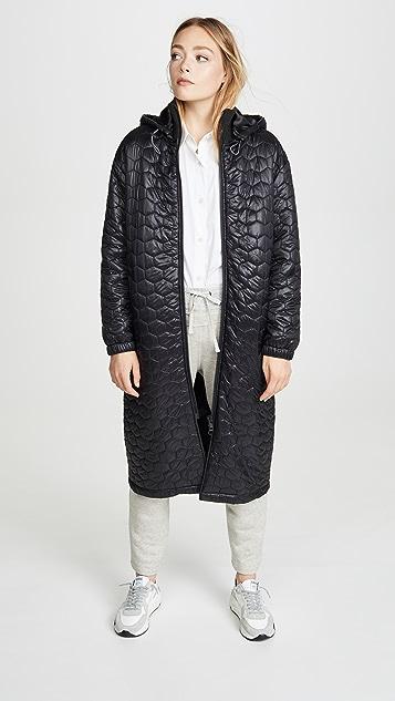 TWENTY MONTREAL 六角形泡泡外套
