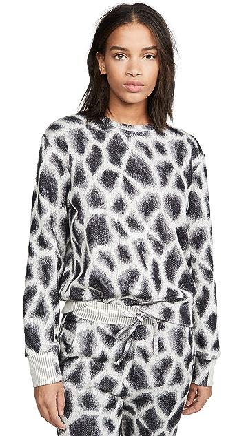 TWENTY MONTREAL Giraffe Pullover