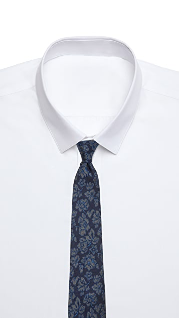 The Tie Bar Intellect Paisley Tie