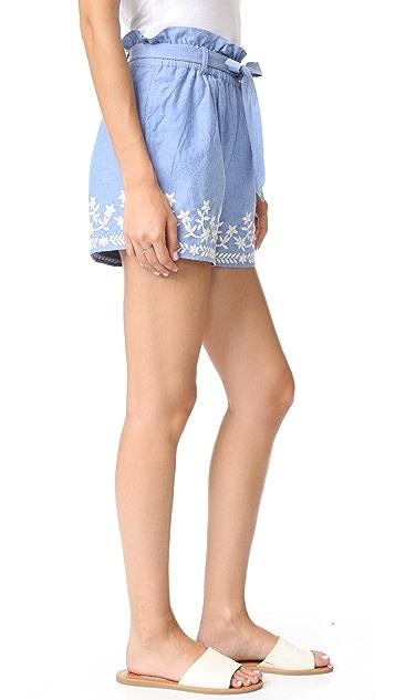 TULAROSA Kaya Shorts