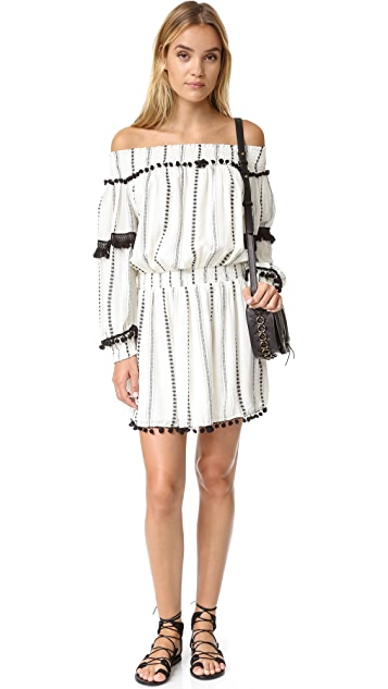 TULAROSA Jacqueline Tunic Dress