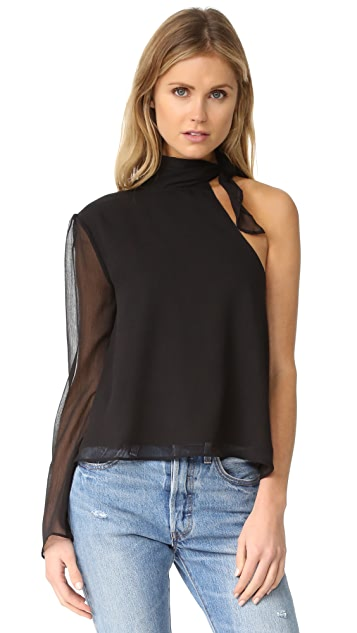 Chloe Top in Black Tularosa Clearance Footlocker Finishline LJoKu