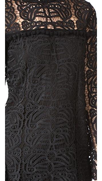TULAROSA Matilda Lace Dress