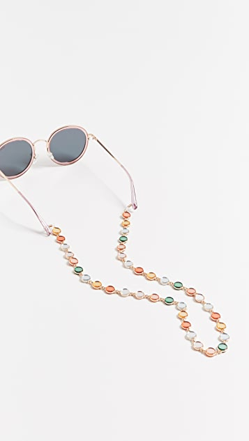 Tuleste 镜面眼镜链