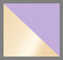 金色 / 紫罗兰色
