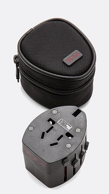 Tumi International Travel Electric Adaptor
