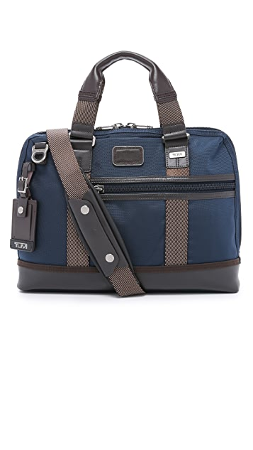 Tumi Alpha Bravo Earle Compact Briefcase