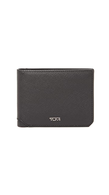 Tumi Mason Double Billfold
