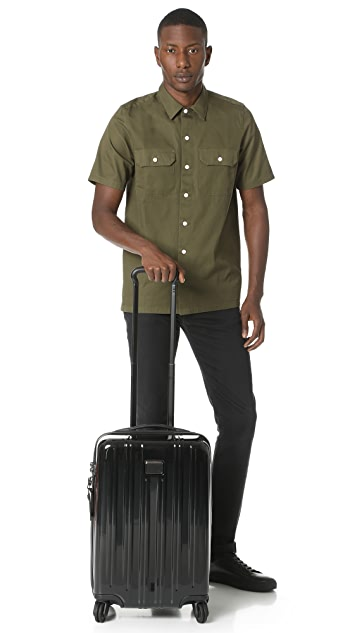 Tumi V3 International Carry On Suitcase