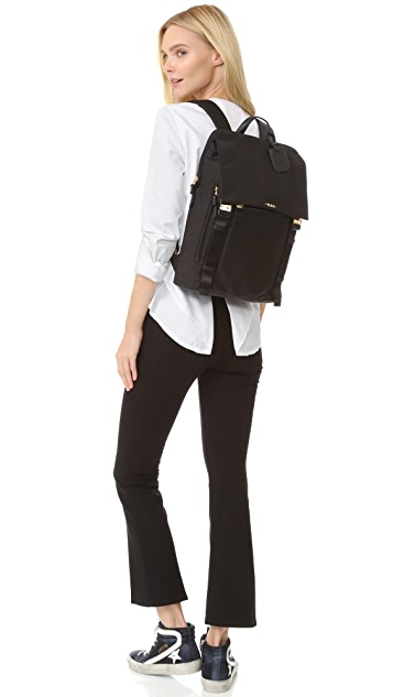 Tumi Sacha Flap Backpack