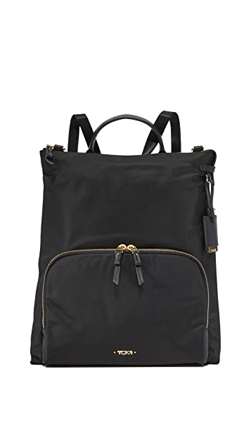 Tumi Jackie Convertible Cross Body Bag - Black