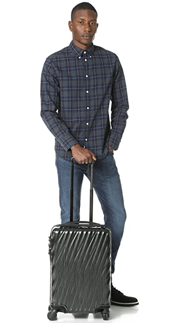 Tumi 19 Degree Polycarbonate International Carry On