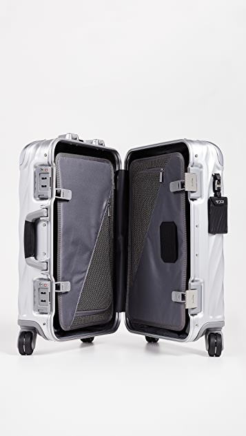 Tumi 19 Degree Aluminum International Carry On Suitcase