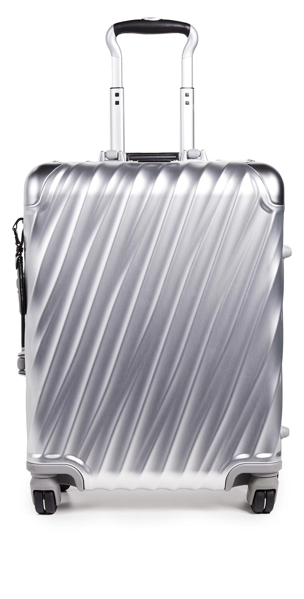 Tumi 19 Degree Aluminum Continental Carry On Suitcase