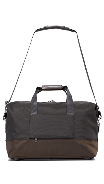 Tumi Alpha Bravo Grissom Travel Satchel