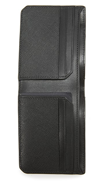 Tumi Mason Leather Double Billfold