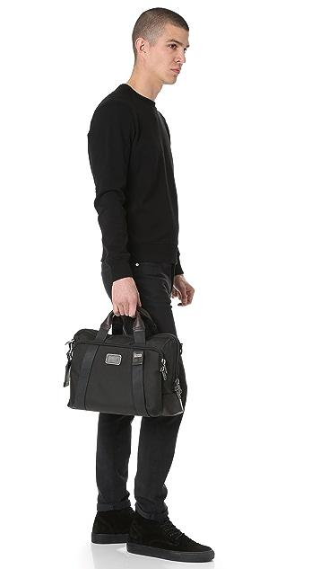 Tumi Alpha Bravo Hansen Briefcase