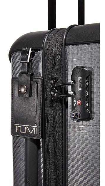Tumi International Expandable Carry On Suitcase