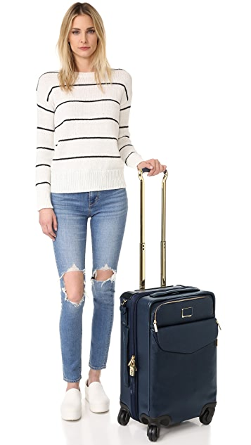 Tumi Blair International Carry On Suitcase