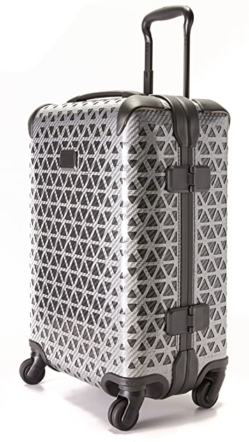 Tumi Tegra Lite X Frame International Carry On Suitcase