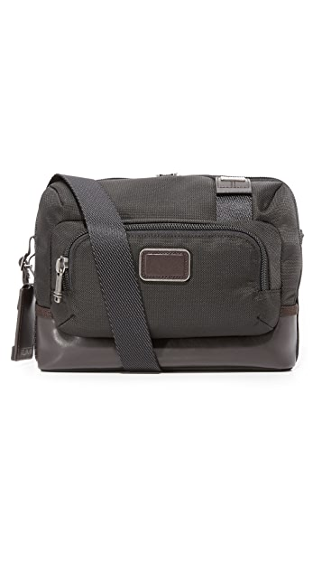 Tumi Alpha Bravo Lester Cross Body Bag
