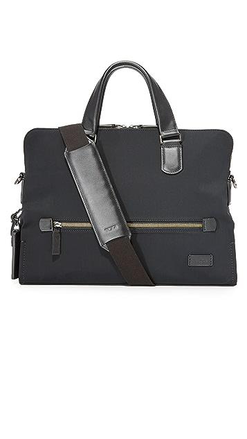 Tumi Harrison Nylon Taylor Portfolio Briefcase