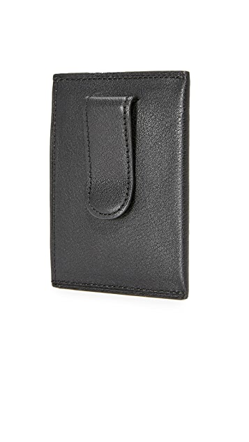 Tumi Nassau Money Clip Card Case