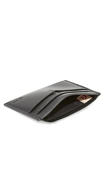 Tumi Nassau Money Clip Card Case