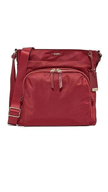 Tumi Capri Cross Body Bag