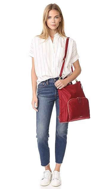 Tumi Jackie Convertible Cross Body Bag