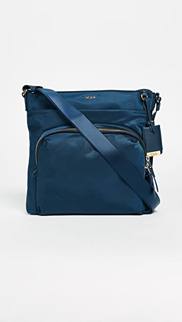 Tumi Capri Crossbody - Bright Blue