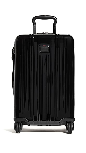 Tumi International Expandable Carry On Suitcase