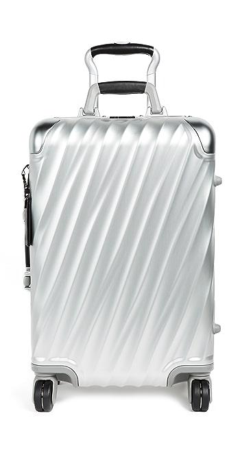 Tumi International Carry On - Silver