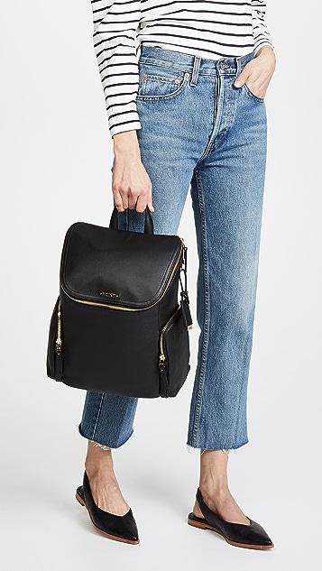 Tumi Lexa Zip Flap Backpack