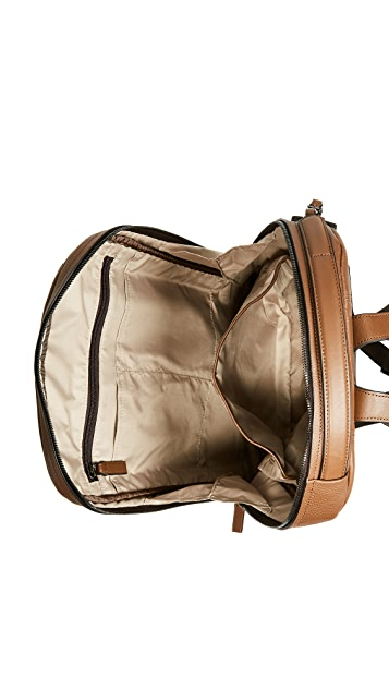 Tumi Harrison Bates Leather Backpack