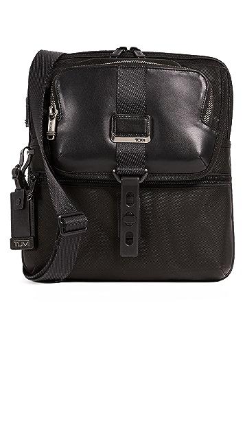 Tumi Arnold Zip Flap Cross Body Bag