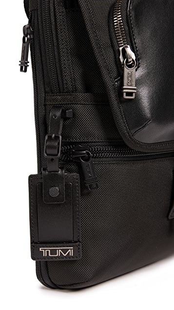 Tumi Arnold Zip Flap Cross Body Bag