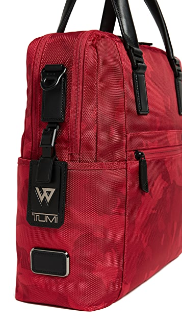 Tumi x Russell Westbrook Smith Jetsetter