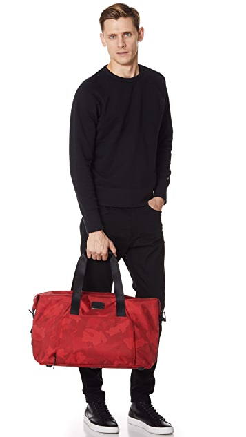 Tumi x Westbrook Double Expansion Satchel