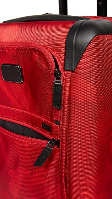 Tumi x Westbrook Expandable International Carry On Suitcase