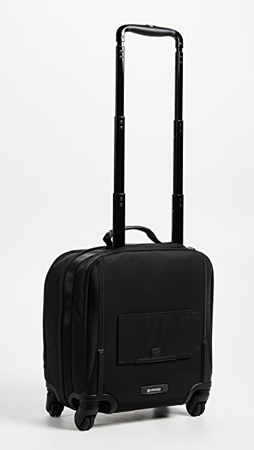 Tumi Oslo 4 Wheel Compact Carry On Suitcase